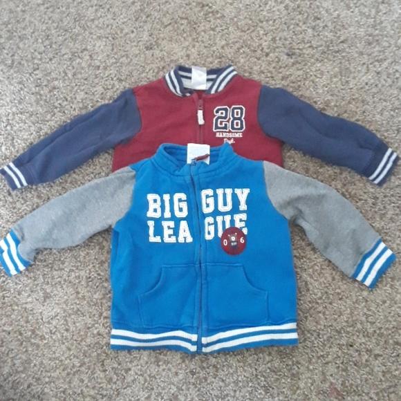 New Blue Cashmere Sweater Hoodie Cardigan Leggind Pants Small Wonders Newborn